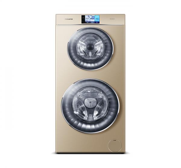 双子云裳滚筒洗衣机