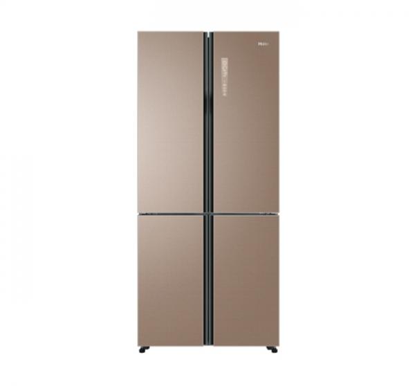 风冷变频十字对开门冰箱